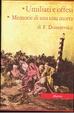 Cover of Tutte le opere - Vol.1 - Umiliati e offesi - Memorie di una casa morta