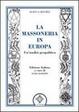 Cover of La massoneria in Europa. Un'analisi geopolitica