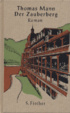 Cover of Der Zauberberg.