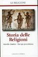 Cover of Storia delle Religioni: Mondo classico - Europa precristiana