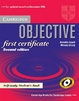 Cover of Objective First Certificate Self-study Student's Book