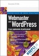 Cover of Webmaster con Wordpress