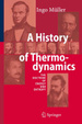 Cover of A History of Thermodynamics