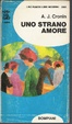 Cover of Uno strano amore
