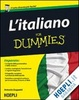 Cover of L'italiano for dummies