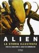 Cover of Alien. La storia illustrata