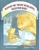 Cover of Kannst du nicht schlafen, kleiner Bär?