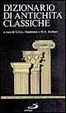 Cover of Dizionario di antichità classiche di Oxford