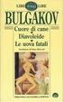 Cover of Cuore di cane - Diavoleide - Le uova fatali