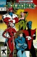 Cover of Excalibur Visionaries