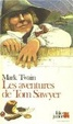 Cover of LES AVENTURES DE TOM SAWYER