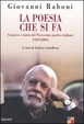 Cover of La poesia che si fa