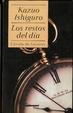 Cover of Los restos del día