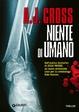 Cover of Niente di umano
