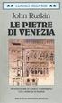 Cover of Le pietre di Venezia
