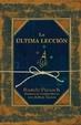 Cover of La última lección