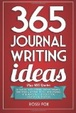 Cover of 365 Journal Writing Ideas