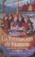 Cover of La formación de Francia