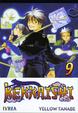 Cover of Kekkaishi #9