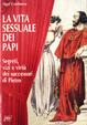 Cover of La vita sessuale dei papi