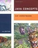 Cover of Java Concepts