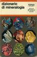 Cover of Dizionario di mineralogia