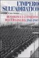 Cover of L'impero sull'Adriatico
