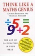 Cover of Think Like a Maths Genius