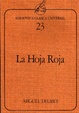 Cover of La Hoja Roja