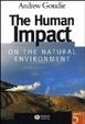 Cover of The Human Impact On the Natural Environment