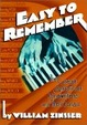 Cover of Easy to Remember