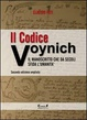 Cover of Il Codice Voynich