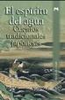 Cover of El espíritu del agua