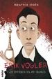 Cover of Erik Vogler y los crímenes del rey blanco
