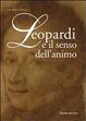 Cover of Leopardi e il senso dell'animo