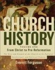 Cover of Church History Volume One