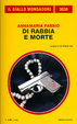 Cover of Di rabbia e morte