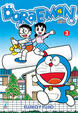 Cover of Doraemon Color Edition vol. 3