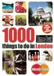 Cover of Time Out 1000 Things to Do in London