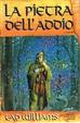 Cover of La pietra dell'addio