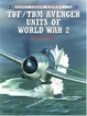 Cover of TBF/TBM Avenger Units of World War 2