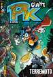 Cover of Pk Giant #7