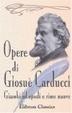 Cover of Opere di Giosuè Carducci