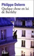 Cover of Quelque chose en lui de Bartleby
