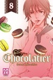 Cover of Heartbroken Chocolatier, Tome 8