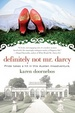 Cover of Definitely Not Mr. Darcy