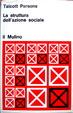 Cover of La struttura dell'azione sociale