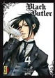 Cover of Black Butler, Tome 4