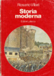 Cover of Storia moderna