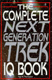 Cover of The Complete Next Generation Trek IQ Book